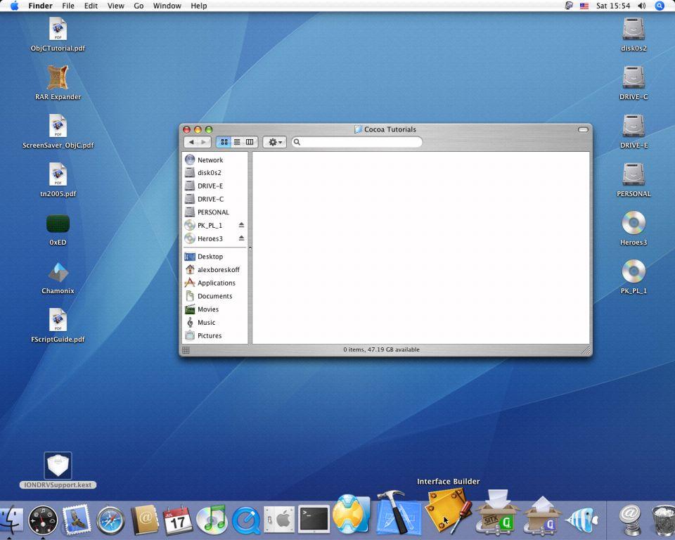 Mac работа